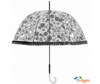 Transparen umbrella