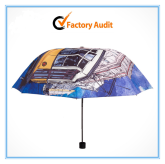 Full Printing Fold Umbrella